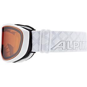 Alpina Challenge S 2.0 Doubleflex S2 Goggle white